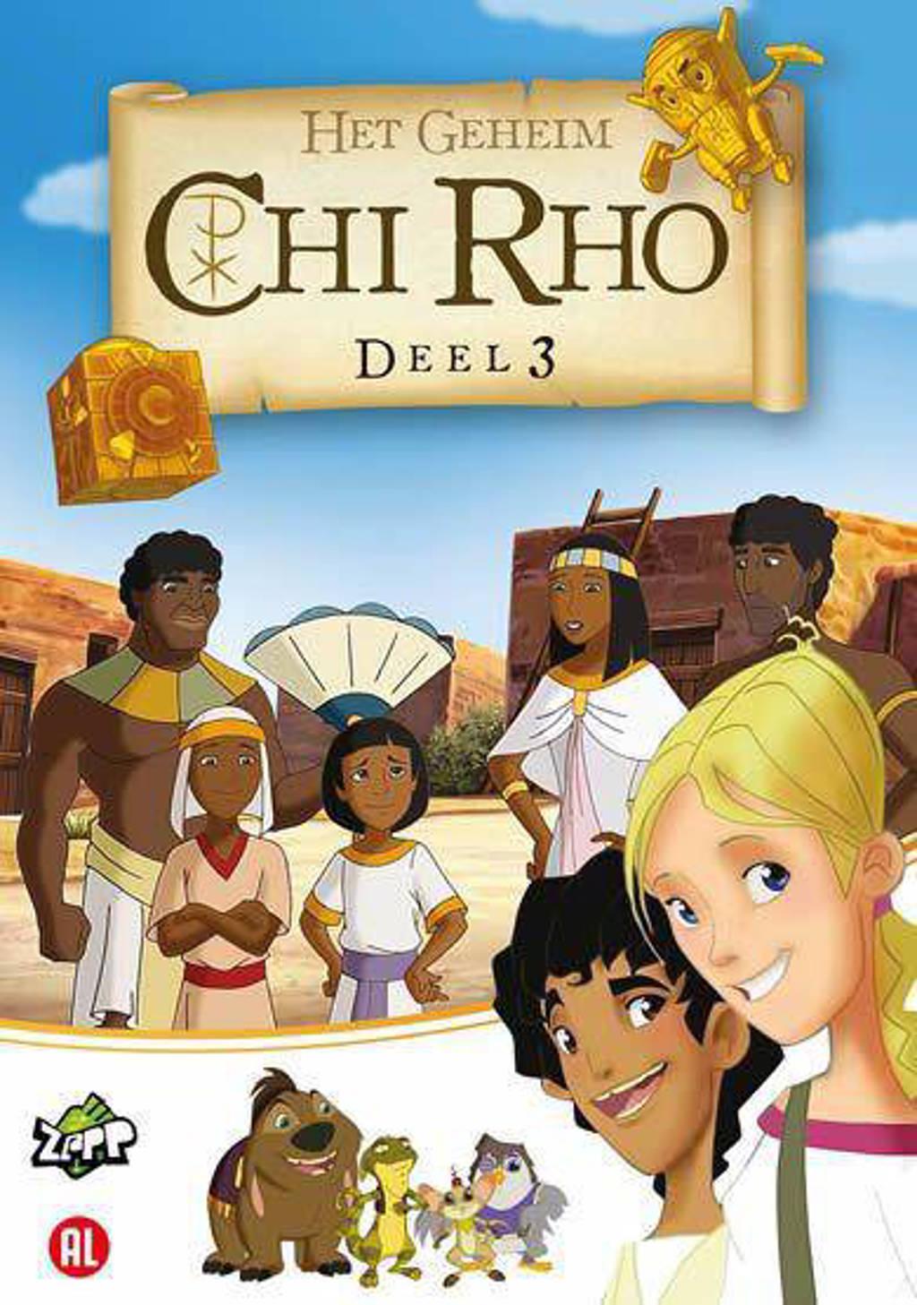 Chi Rho - Het geheim 3 (DVD)