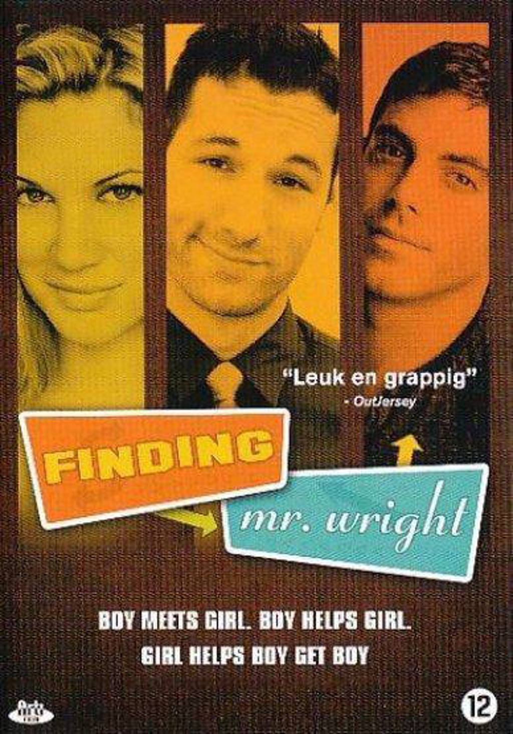 Finding Mr. Wright (DVD)
