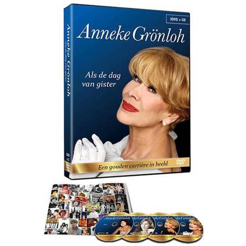Anneke Gronloh- Een gouden carriere in beeld (DVD) kopen
