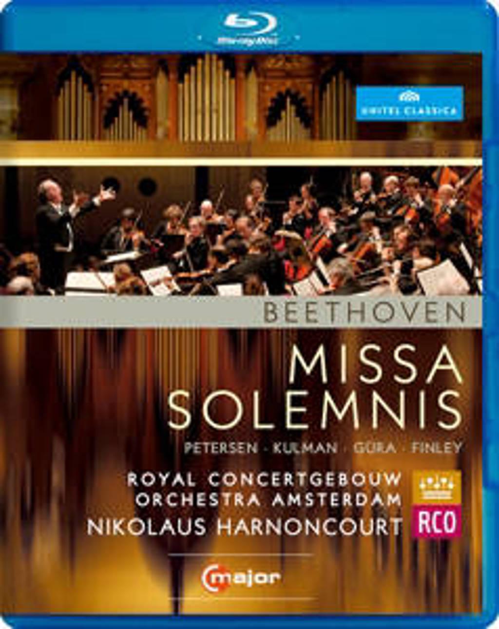 Petersen,Kulman,Gura - Missa Solemnis, Amsterdam 2012 (Blu-ray)