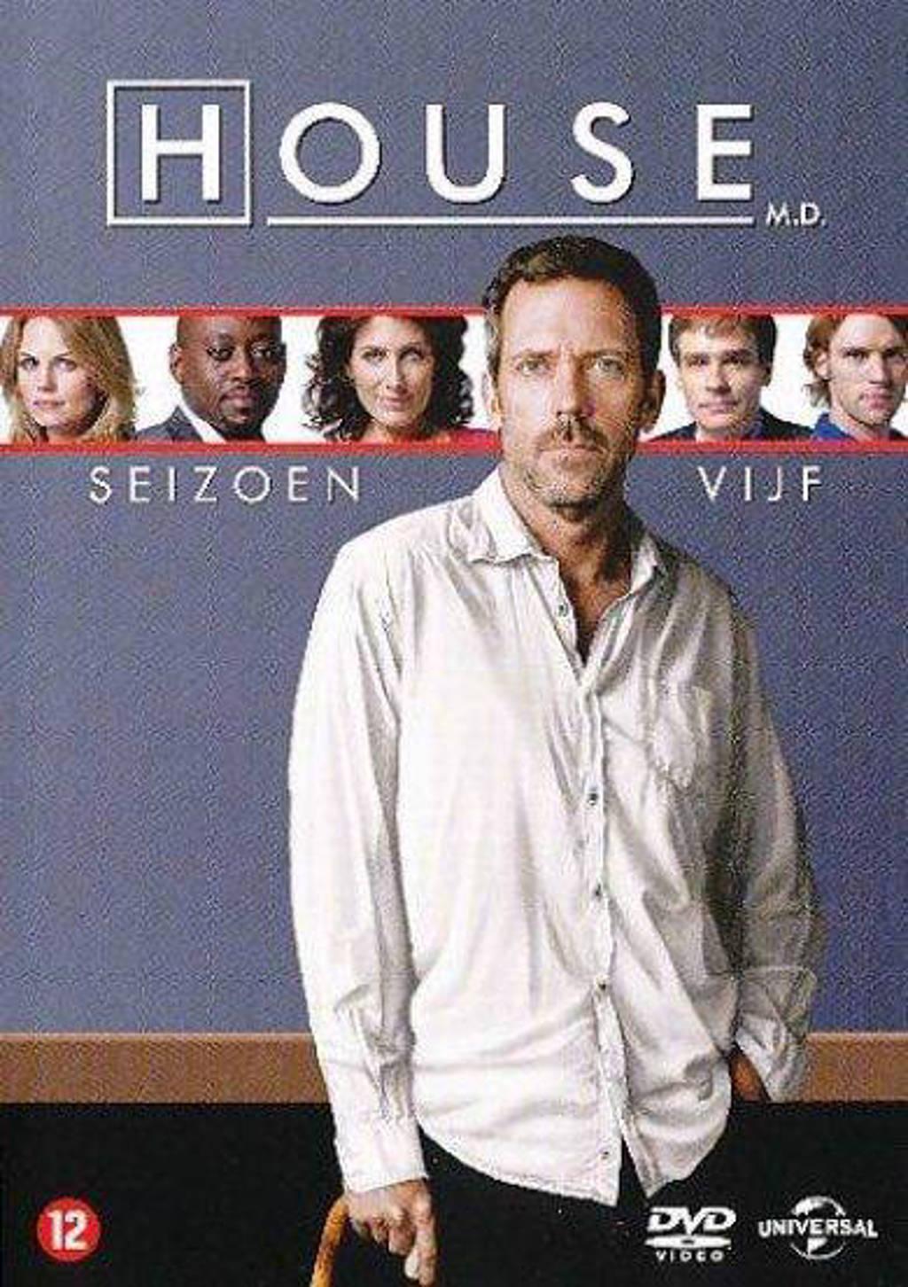 House M.D. - Seizoen 5 (DVD)