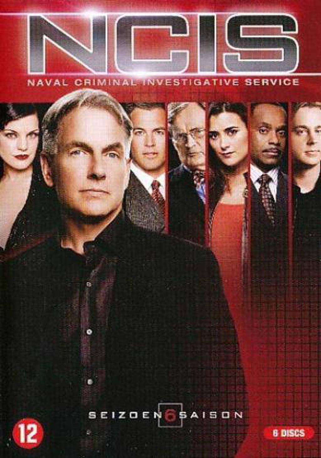 NCIS - Seizoen 6 (DVD)
