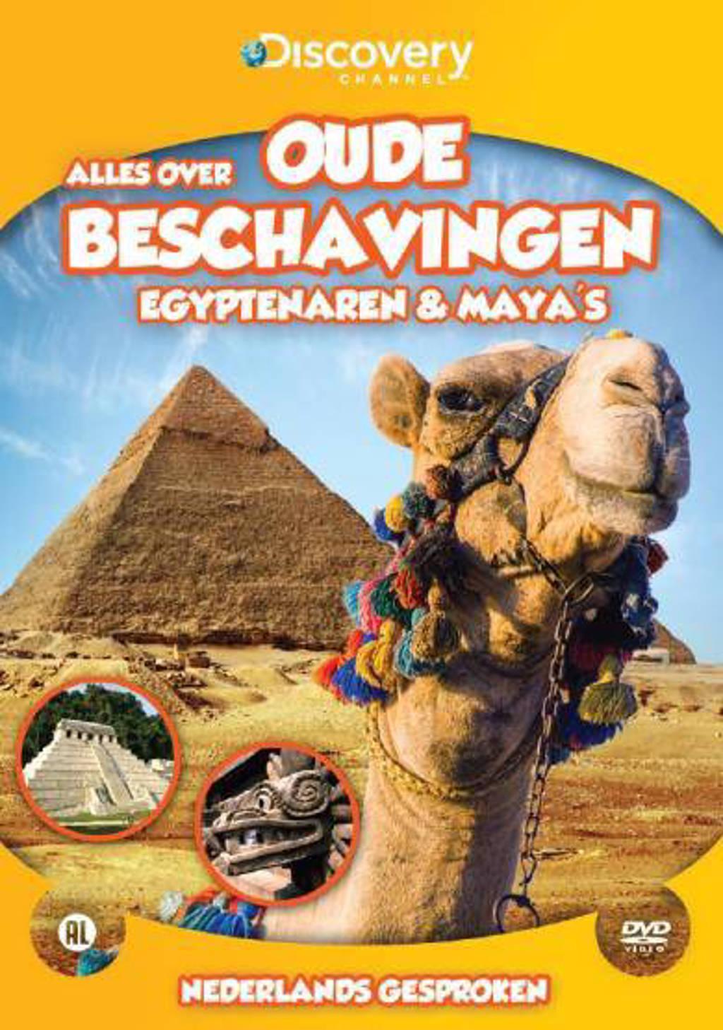 Alles over oude beschavingen - Egyptenaren & Maya's (DVD)