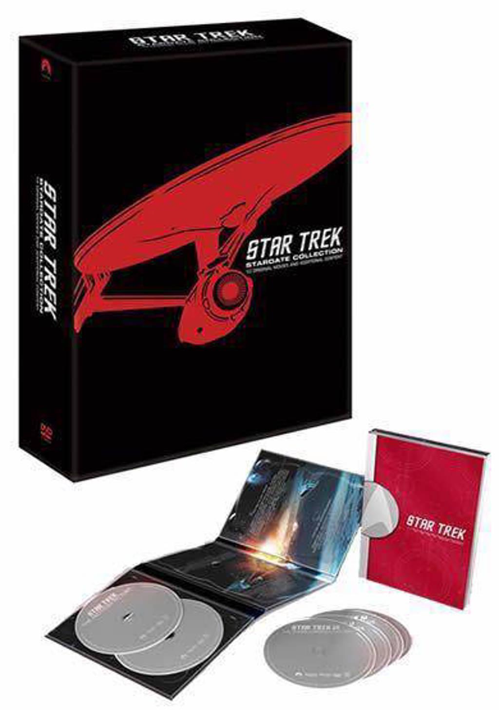 Star trek - Stardate collection (DVD)
