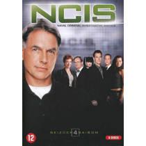 NCIS - Seizoen 4 (DVD)