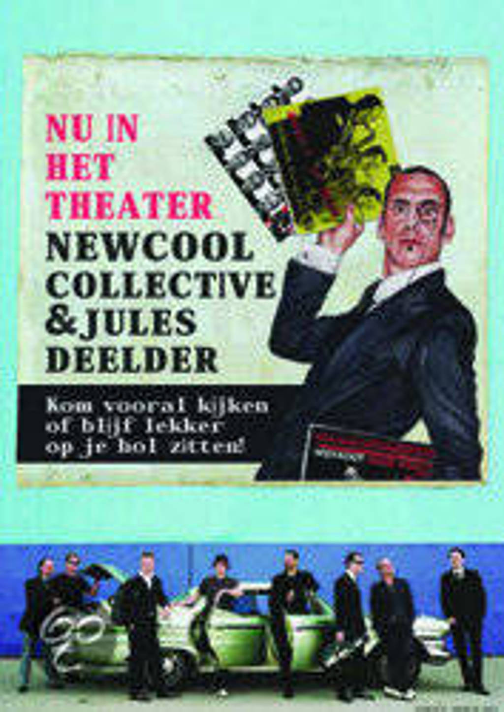 New Cool New Cool Collective - Live In Luxor (DVD)