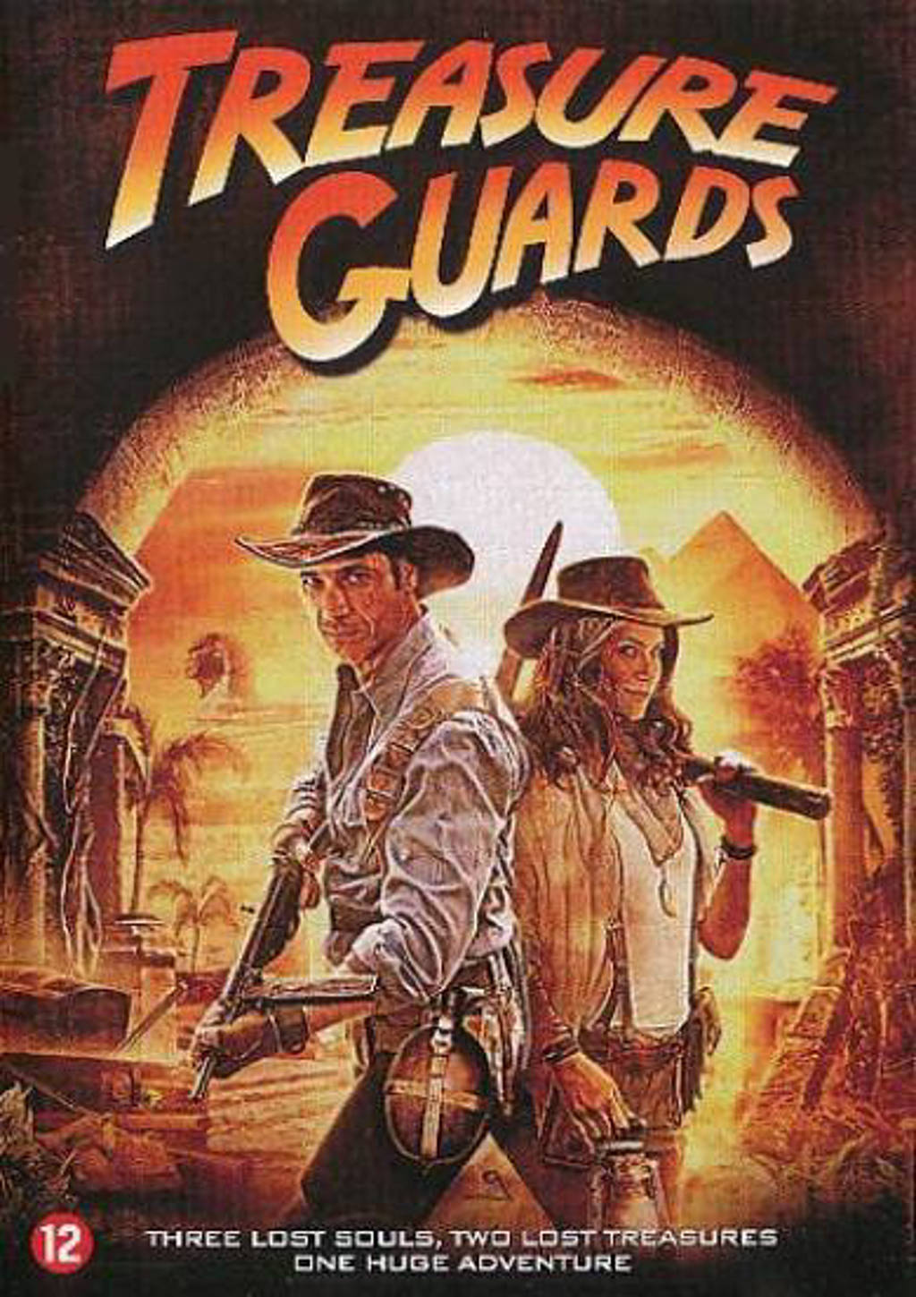Treasure guards (DVD)