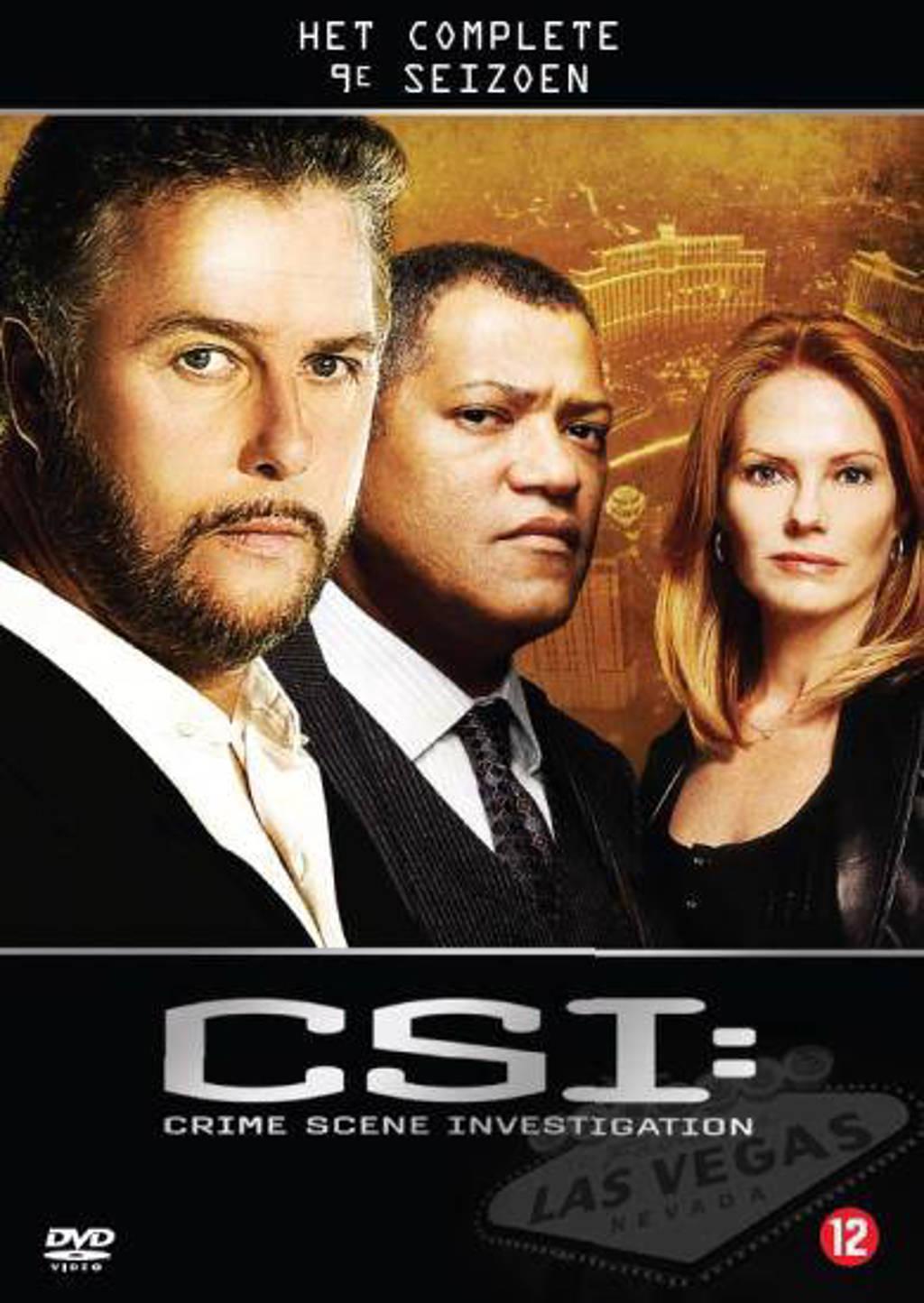 CSI - Seizoen 9 (DVD)