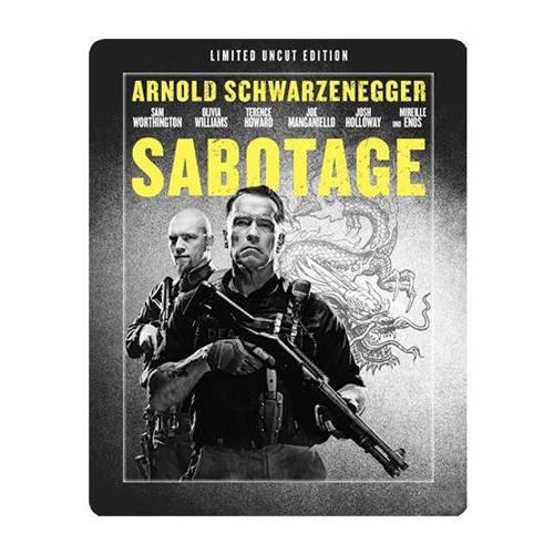 Sabotage (DVD) kopen