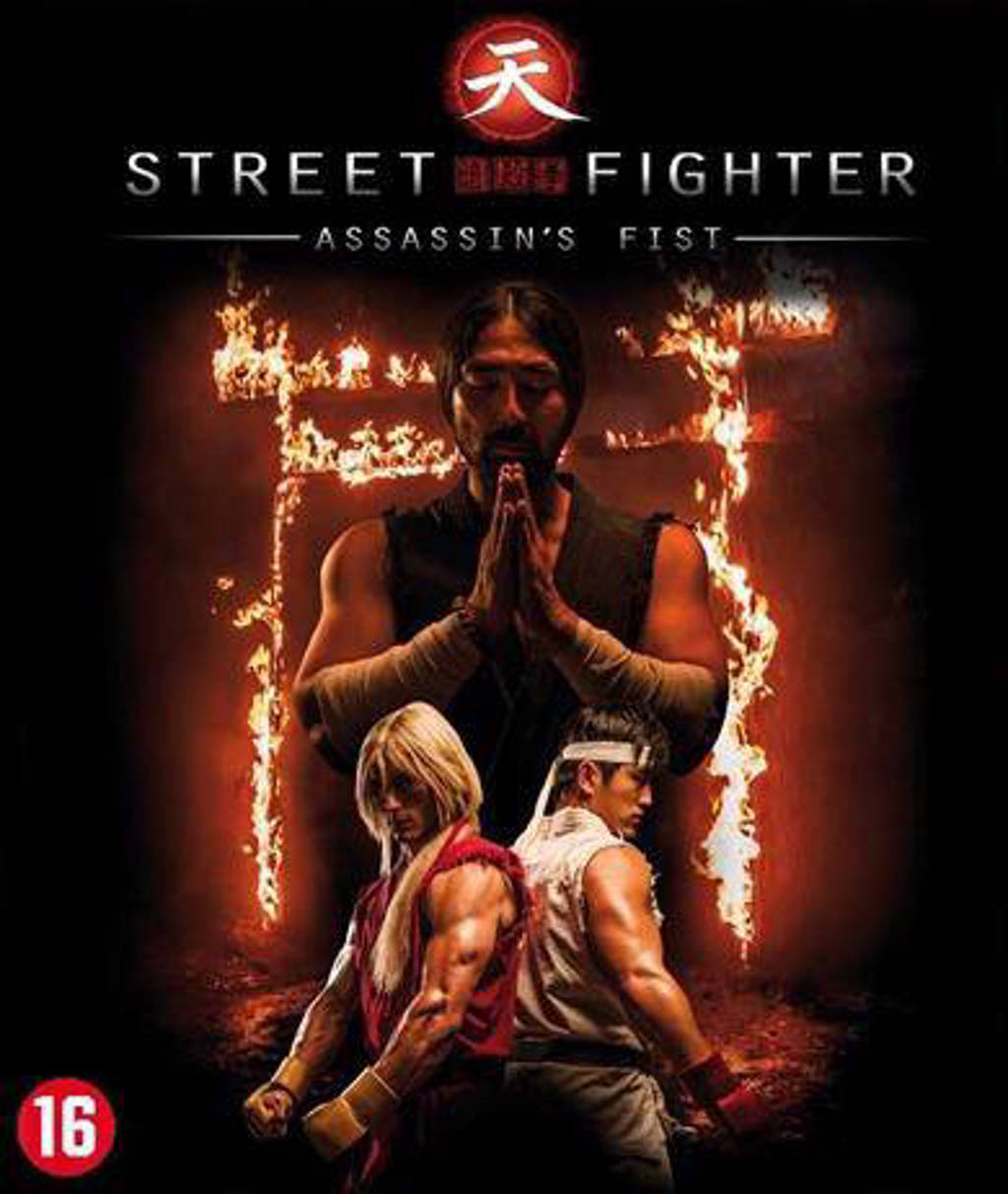 Street fighter - Assassins fist (Blu-ray)
