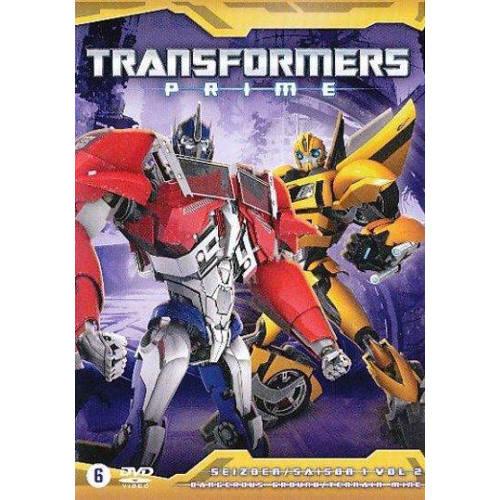 Transformers prime - Seizoen 1 dangerous ground (DVD) kopen