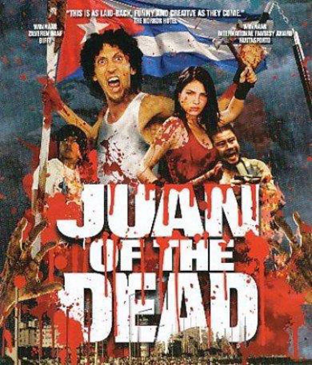 Juan of the dead (Blu-ray)