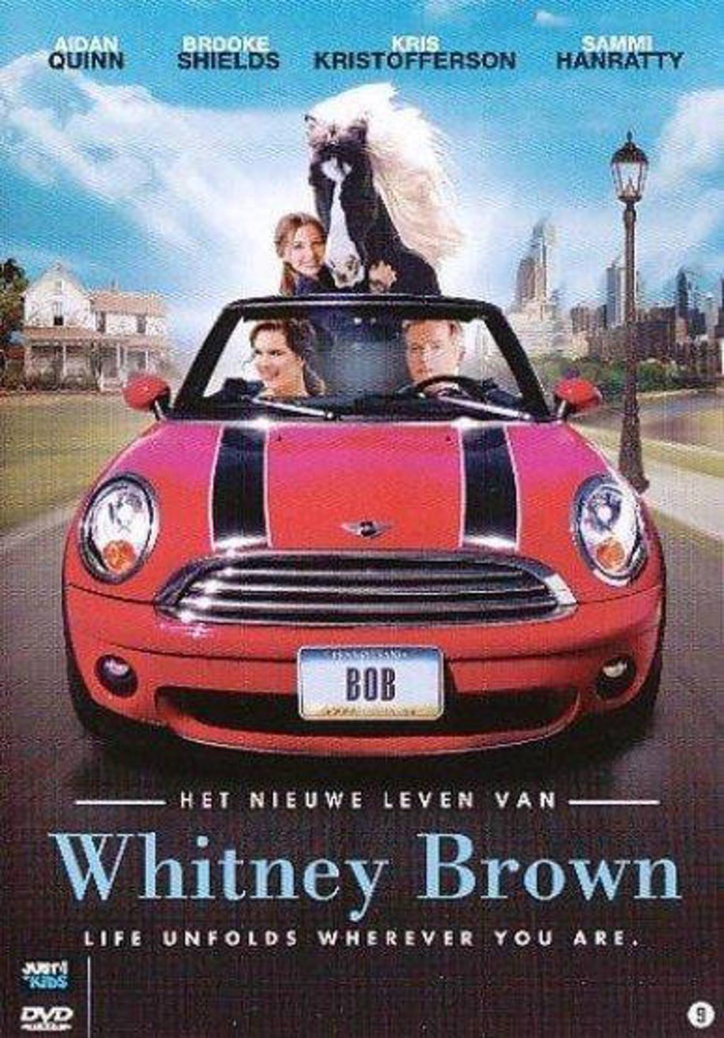 Nieuwe leven van Whitney Brown (DVD)