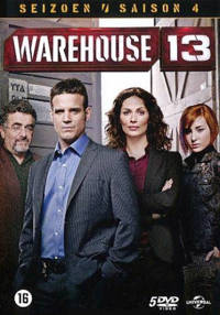 Warehouse 13 - Seizoen 4 (DVD)