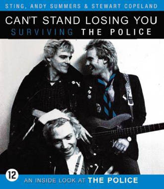 Can't stand losing you - Surviving the police (Blu-ray)