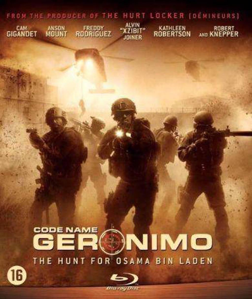 Code name Geronimo (Blu-ray)