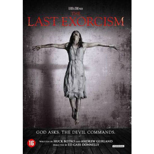 Last exorcism - God asks the devil commands (DVD) kopen