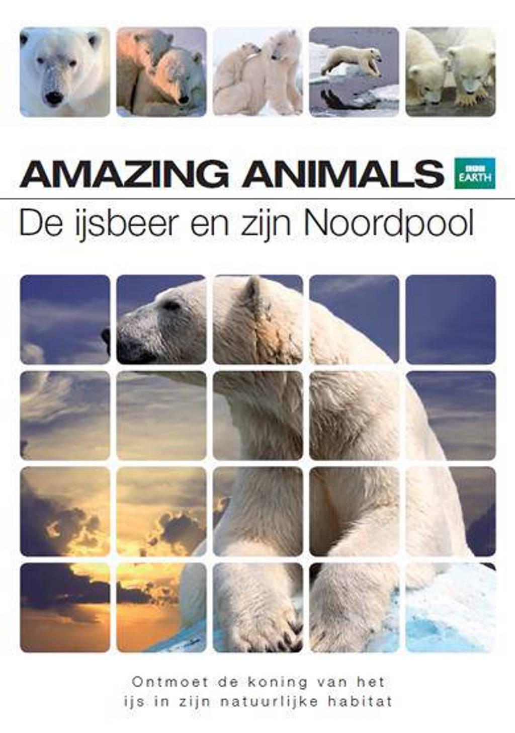 Amazing animals - De ijsbeer en zijn Noordpool (DVD)