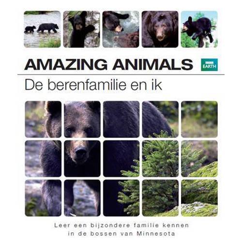 Amazing animals - De berenfamilie & ik (Blu-ray) kopen