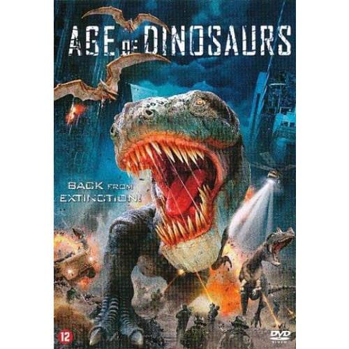Age of dinosaurs (DVD) kopen