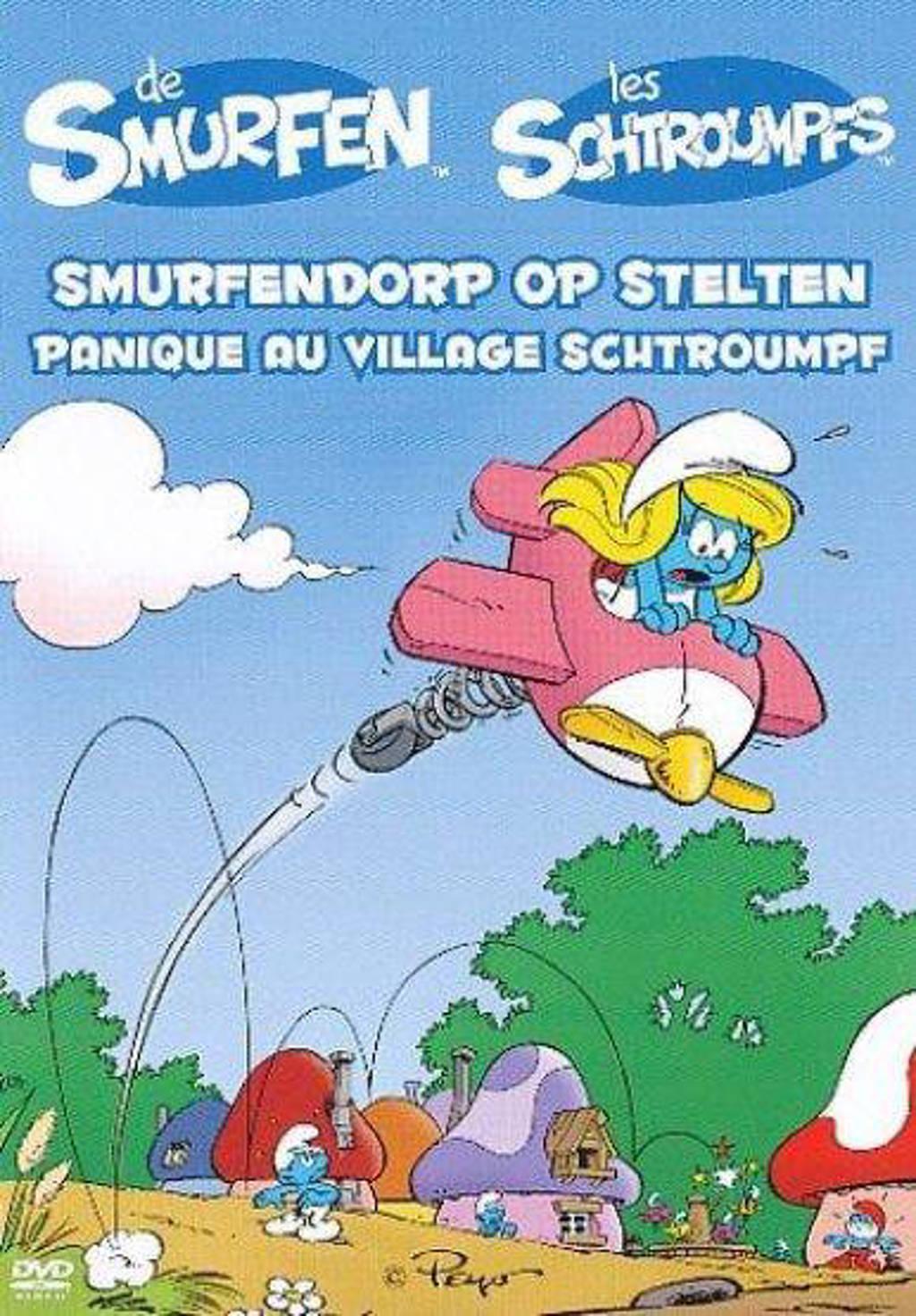 Smurfen - Smurfendorp op stelten (DVD)