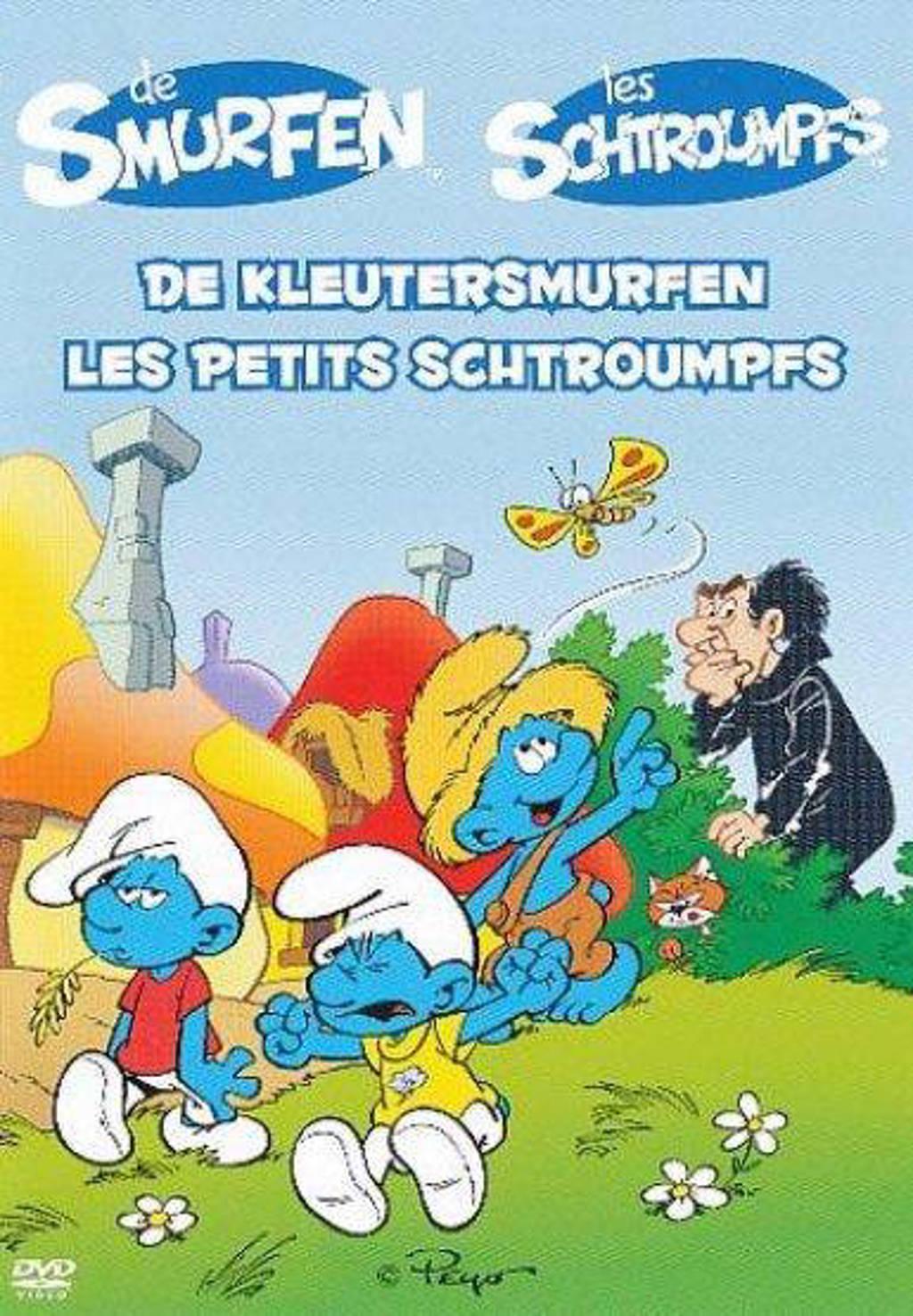 Smurfen - De kleutersmurfen (DVD)