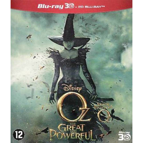 Oz the great and powerful (3D) (Blu-ray) kopen