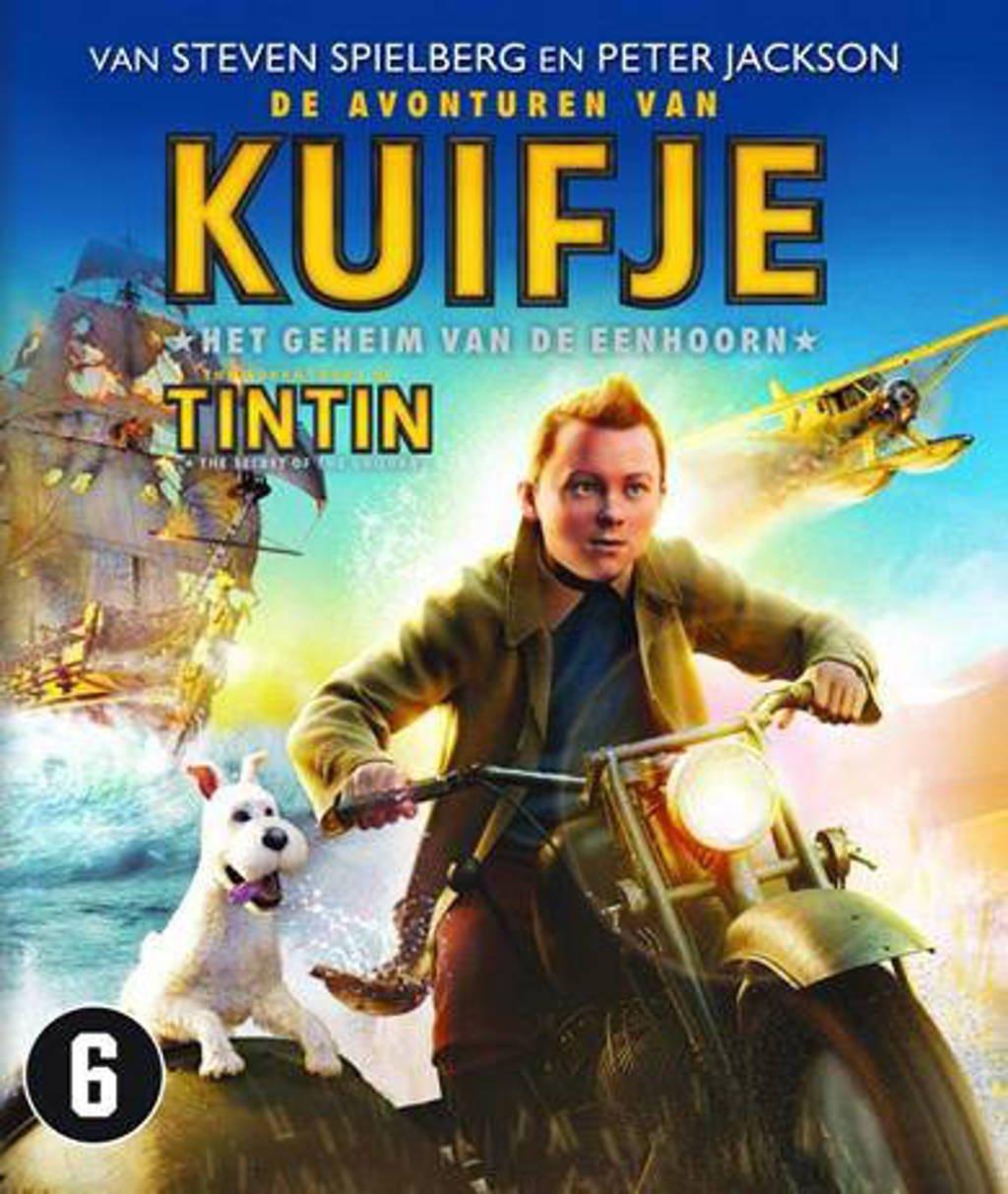 Avonturen Van Kuifje - Het Geheim Van De Eenhoorn (Blu-ray)