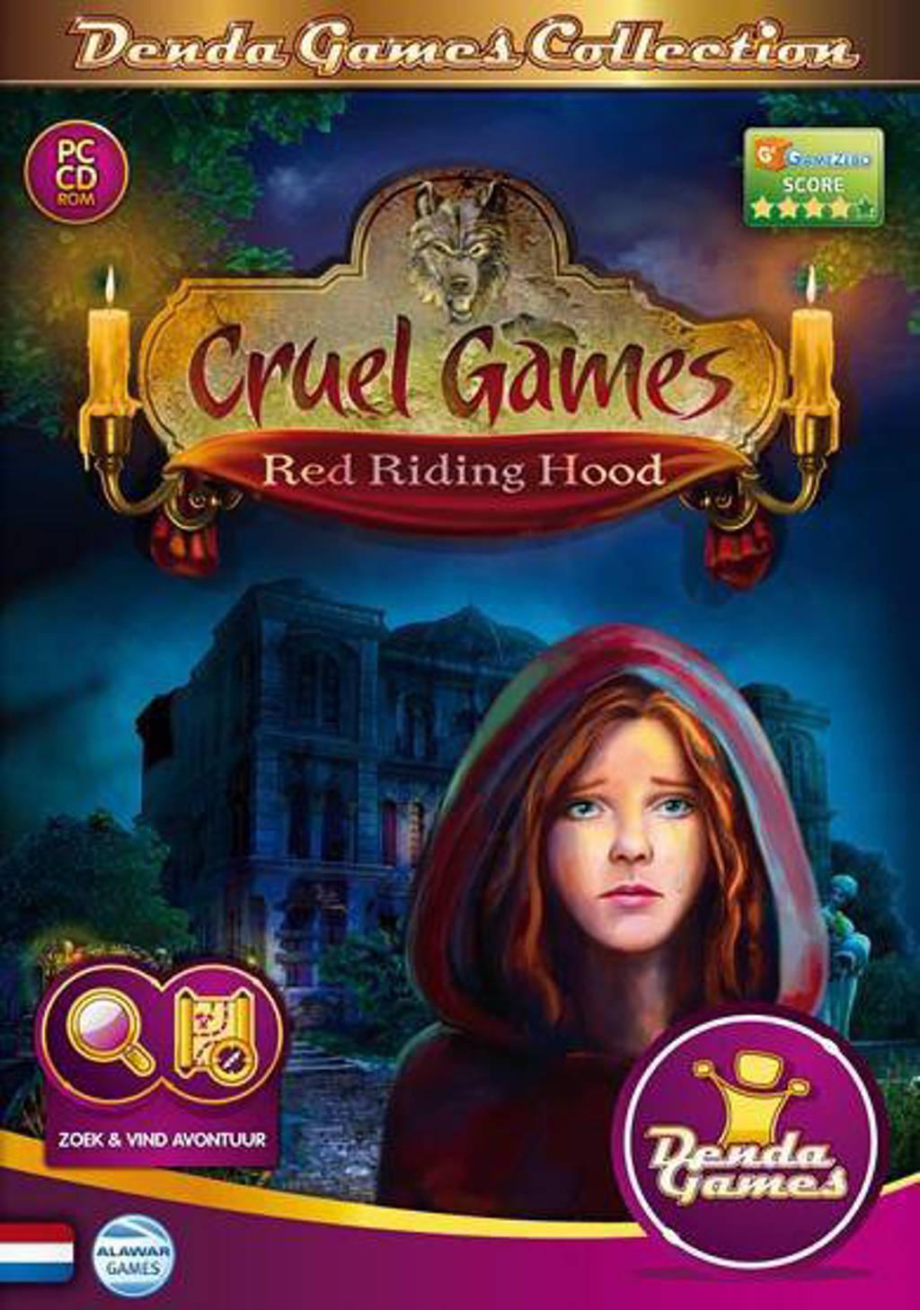 Cruel games - Red riding hood (PC)