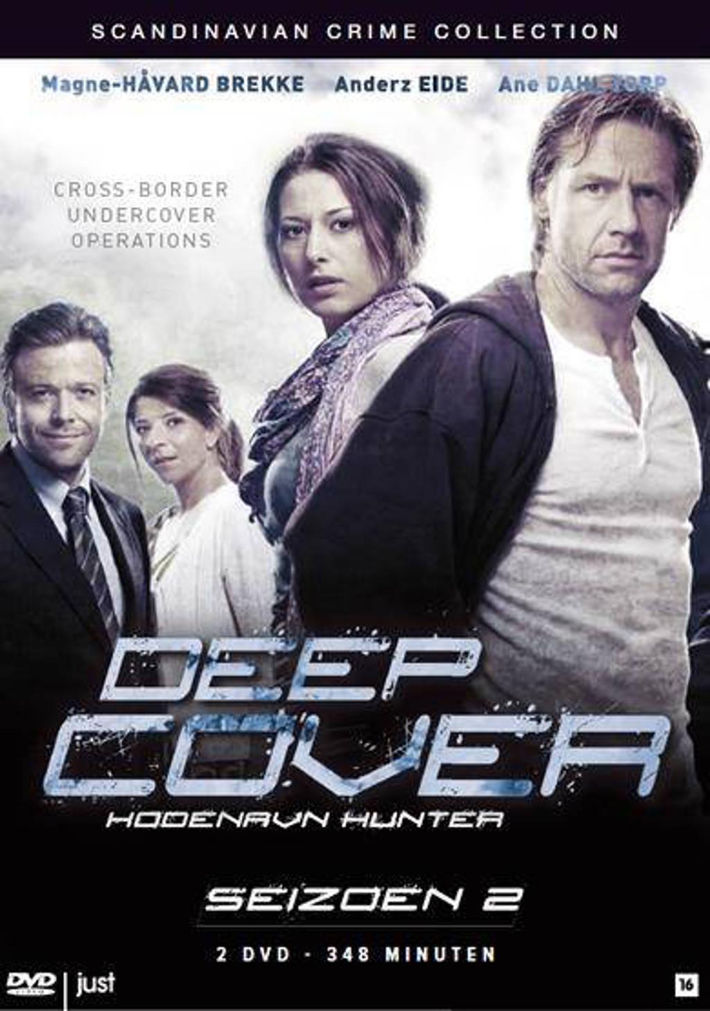 Deep cover - Seizoen 2 (DVD)