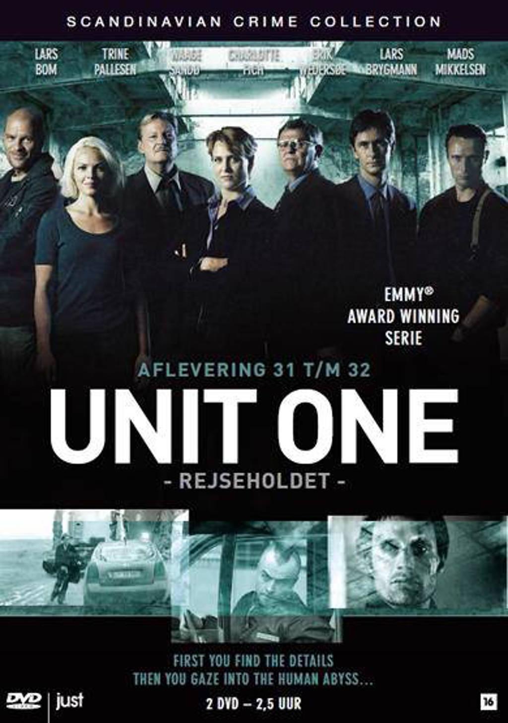 Unit one (Rejseholdet) - afl. 31-32 (DVD)