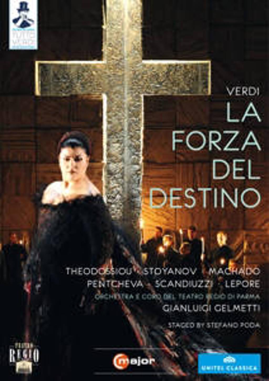 Theodossiou,Machado,Lepore - La Forza Del Destino, Parma 2011 (DVD)