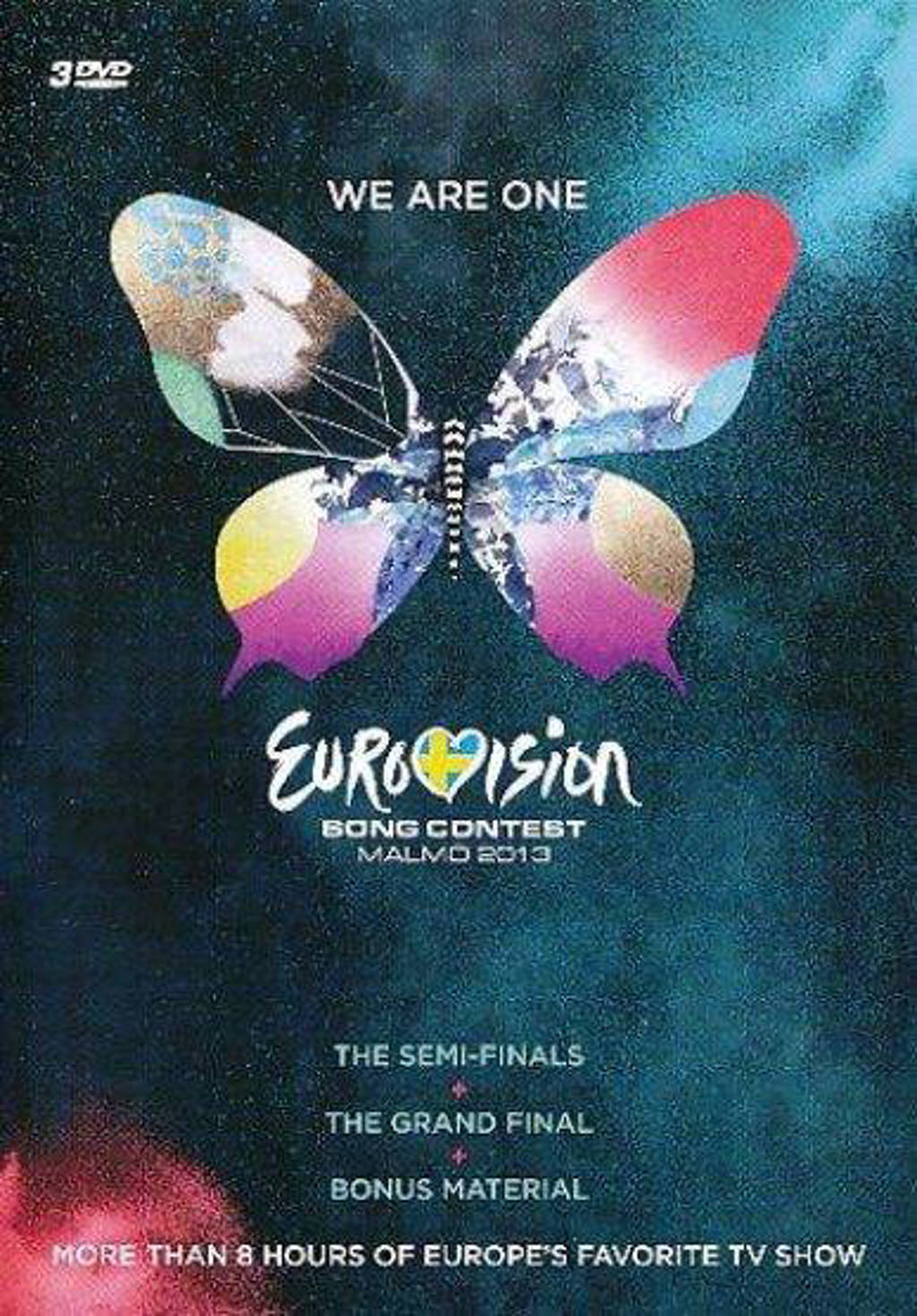 Various Artists - Eurovision Song Contest - Malmo 201 (DVD)