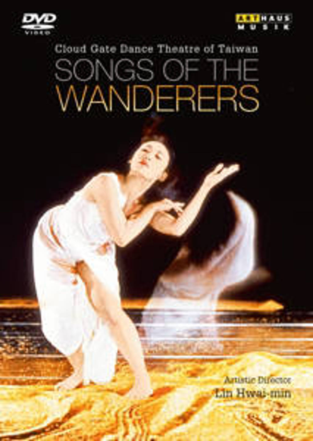 Wei Ming, Chun Hsien, Rong Yu - Songs Of The Wanderers, Cloud Gate (DVD)