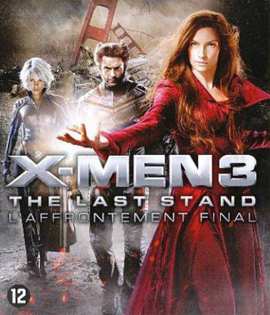 X-men 3 - The last stand (Blu-ray)