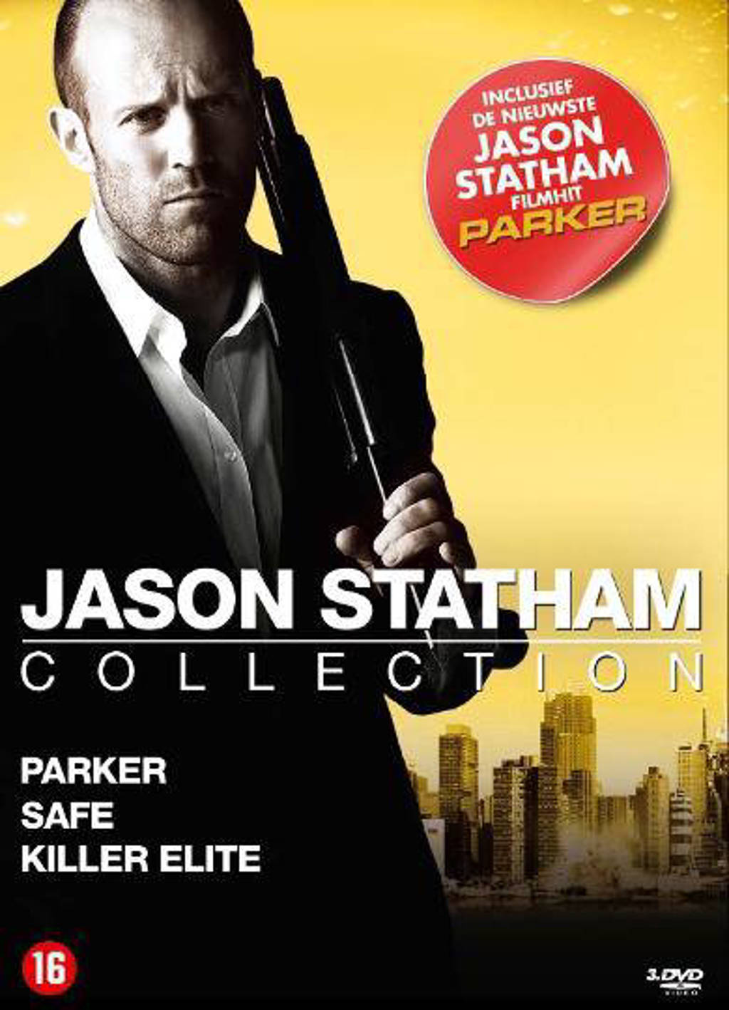Jason Statham collection 2 (DVD)