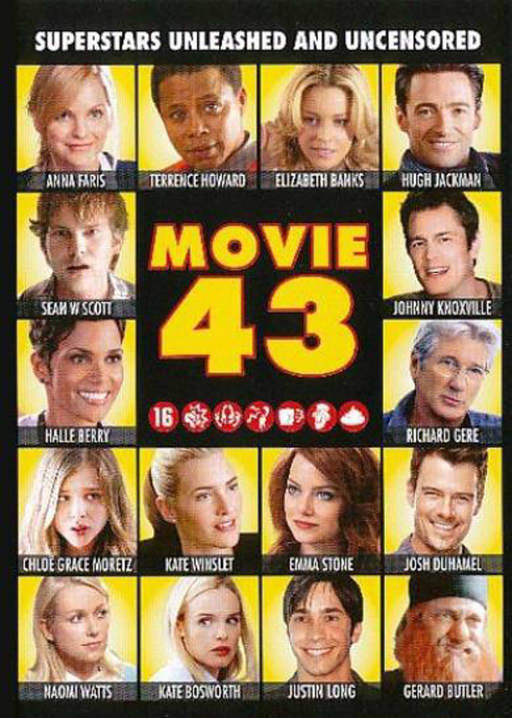 Movie 43 (DVD)