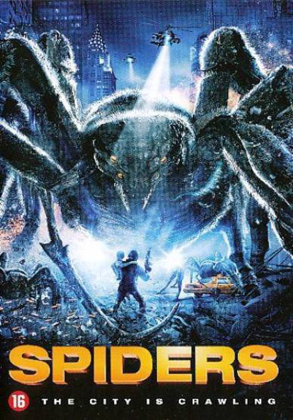 Spiders (DVD)