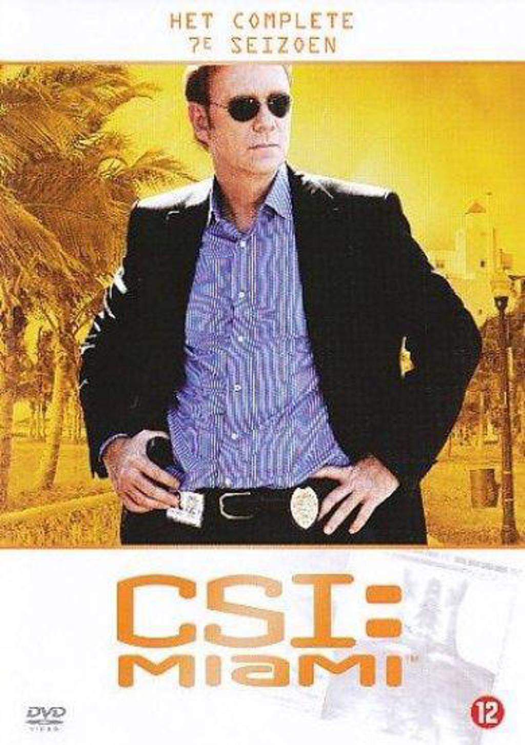 CSI Miami - Seizoen 7 (DVD)