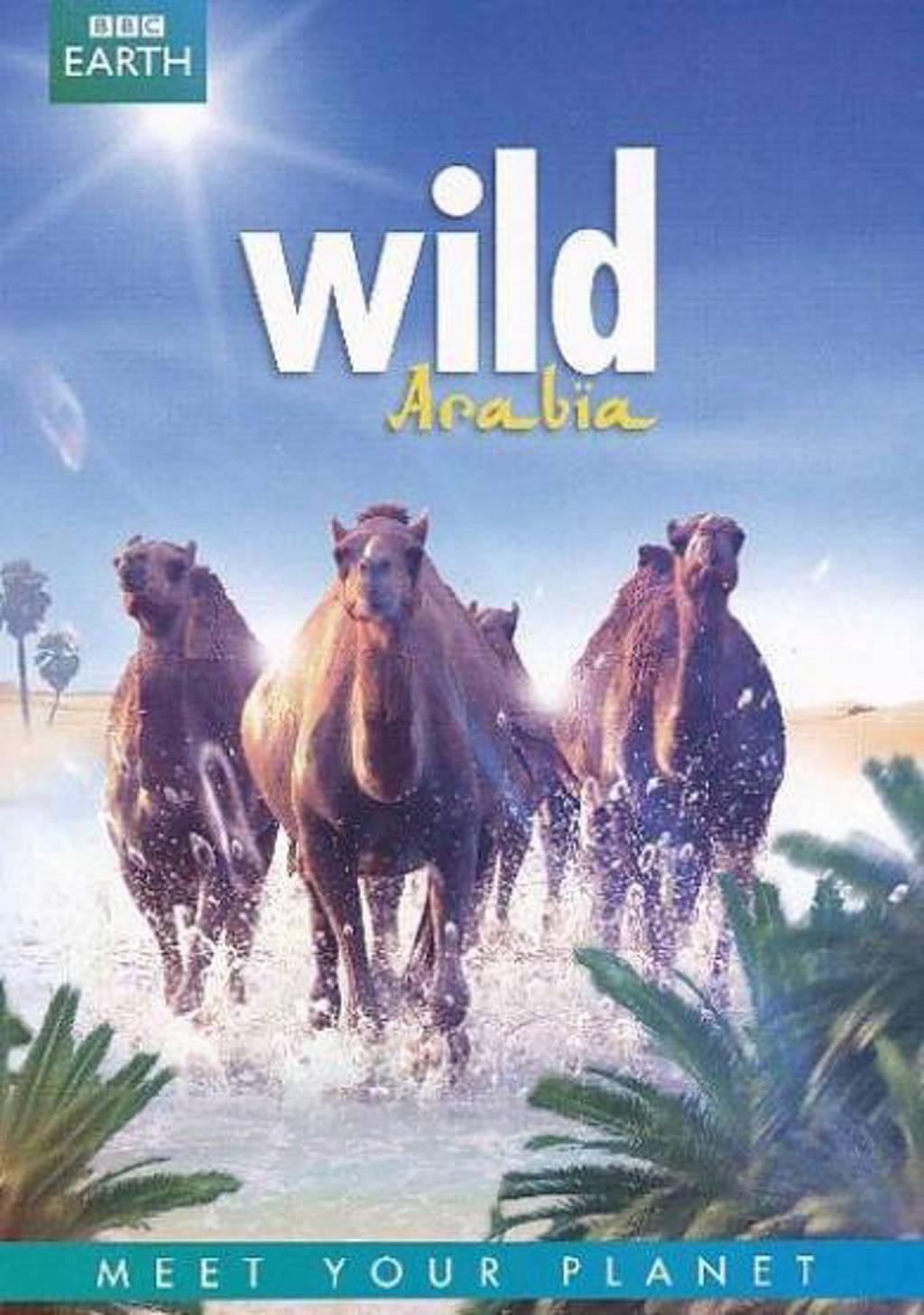 BBC earth - Wild Arabia (DVD)