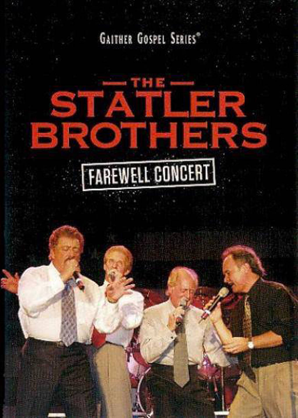 The Statler Brothers - Best From The Farewell Concert (DVD)