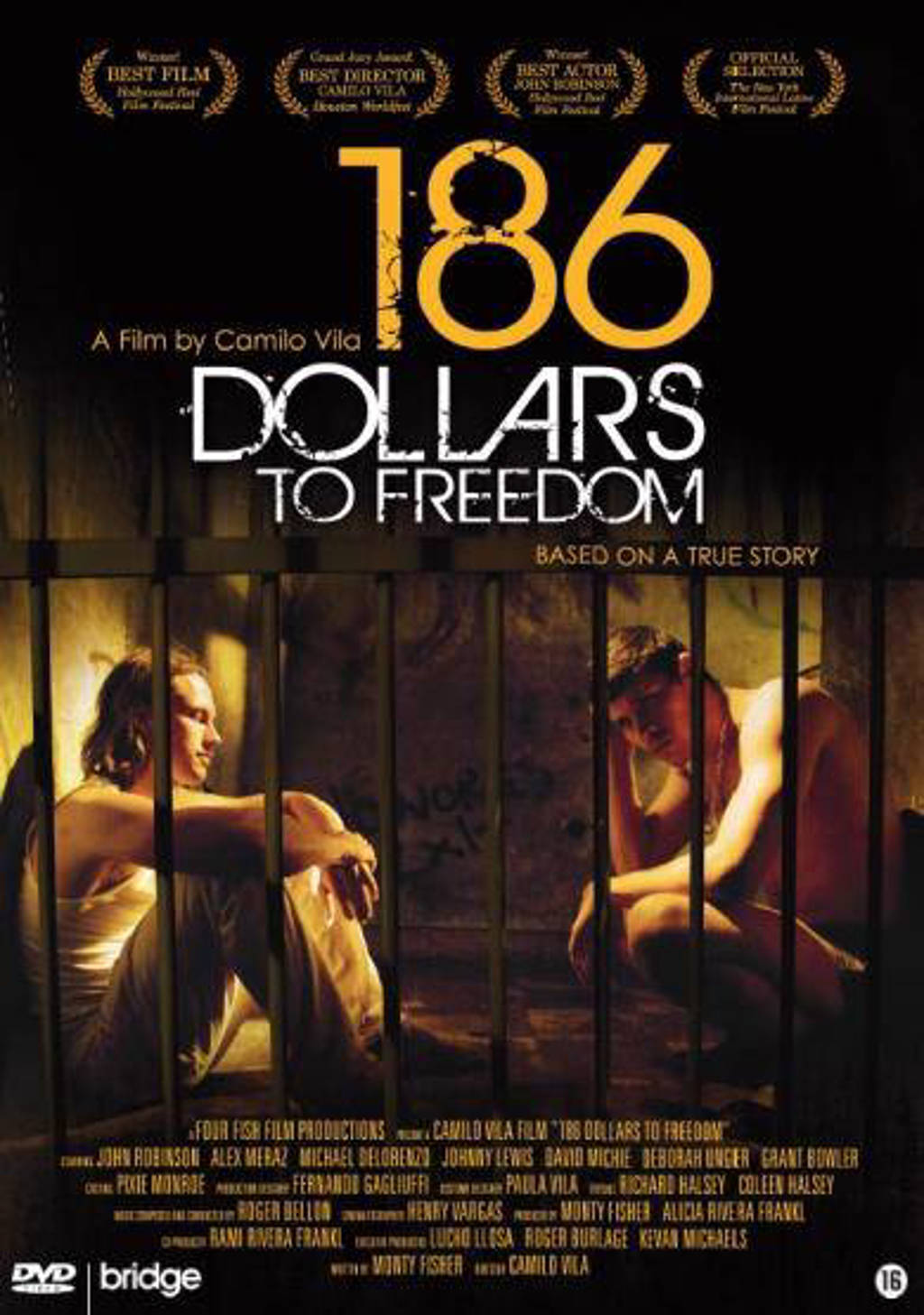 186 dollars to freedom (DVD)