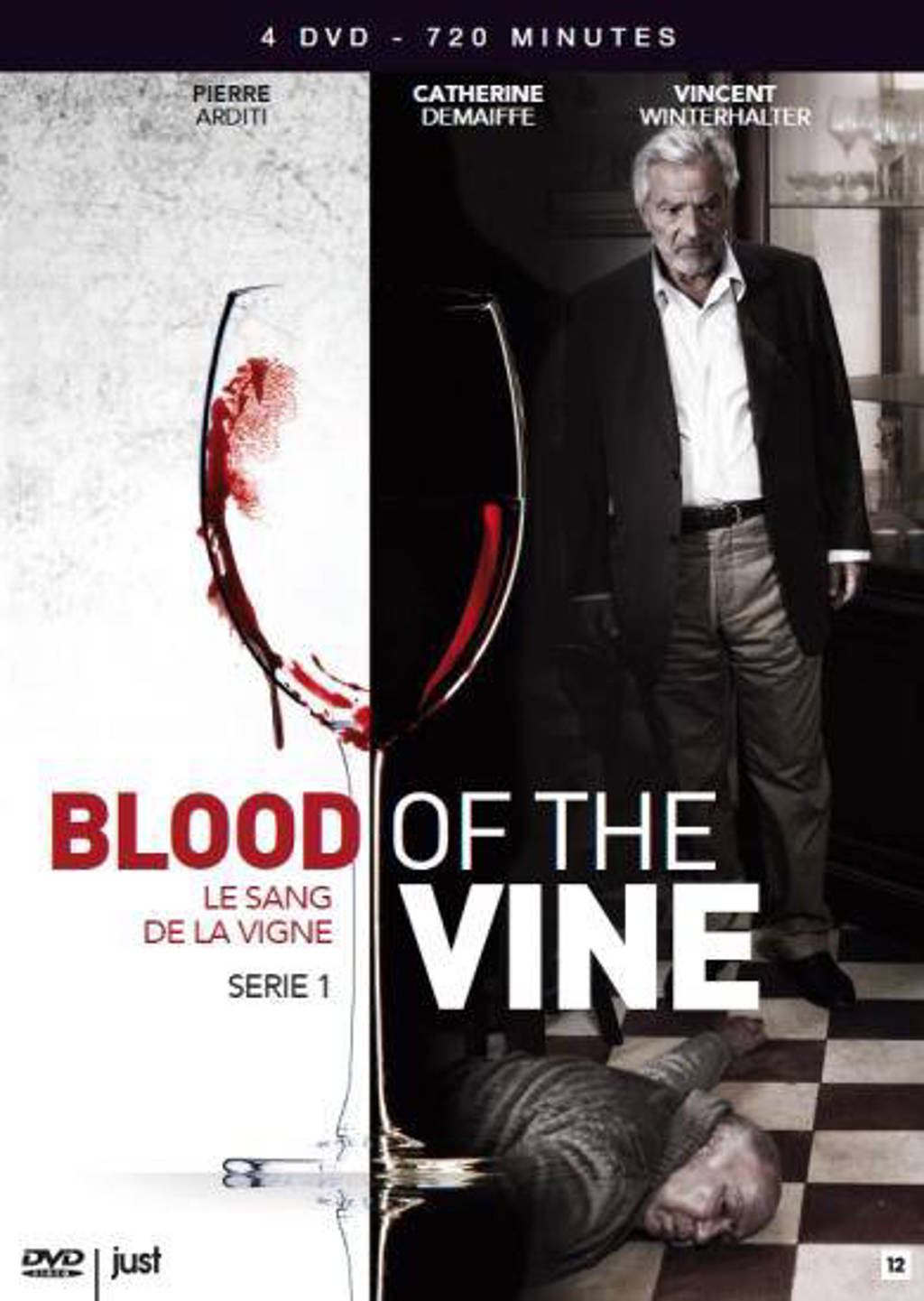 Blood of the vine - Seizoen 1 (DVD)
