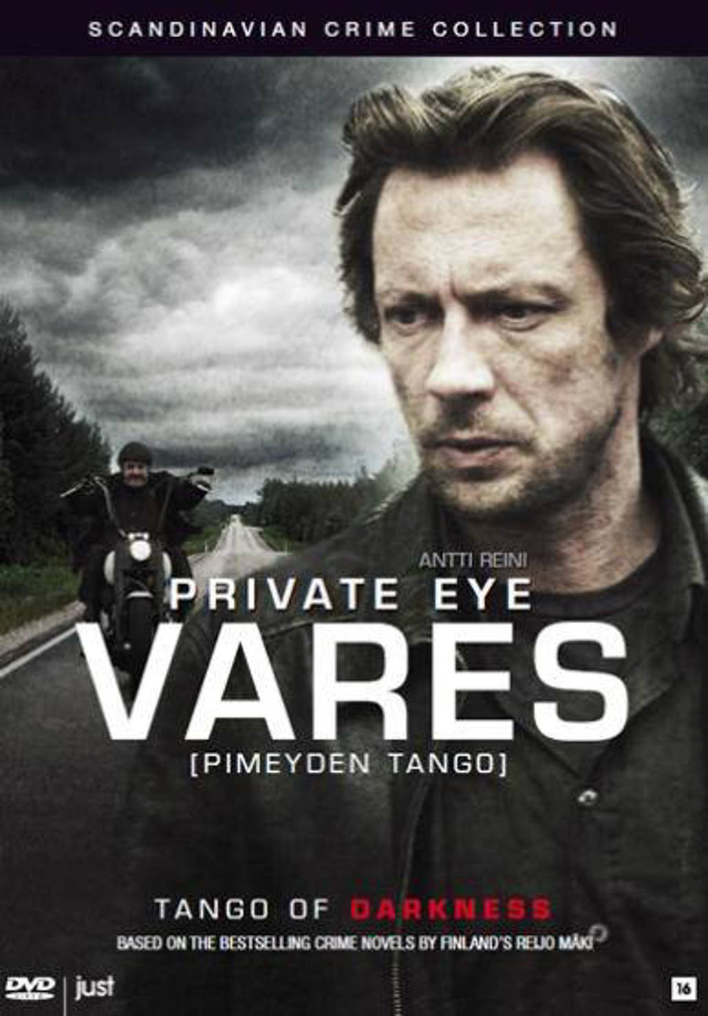 Private eye Vares - Tango of darkness (DVD)