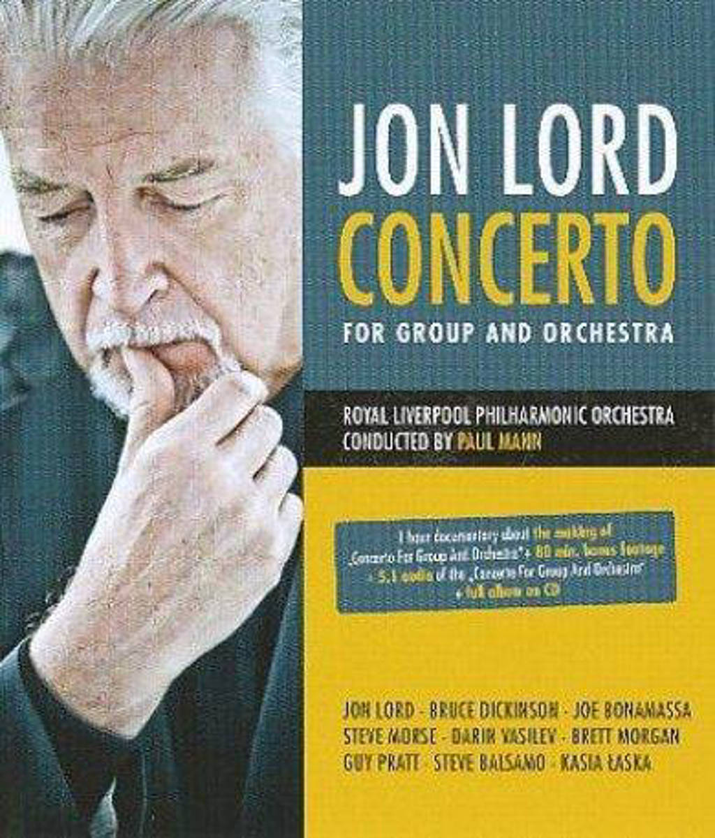 Jon Lord - Concerto For Group &.. (Blu-ray)
