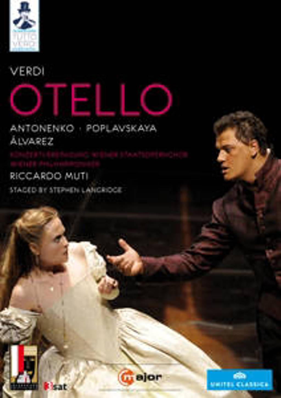 Poplavskaya Antonenko - Othello, Salzburg Festival 2008 (DVD)