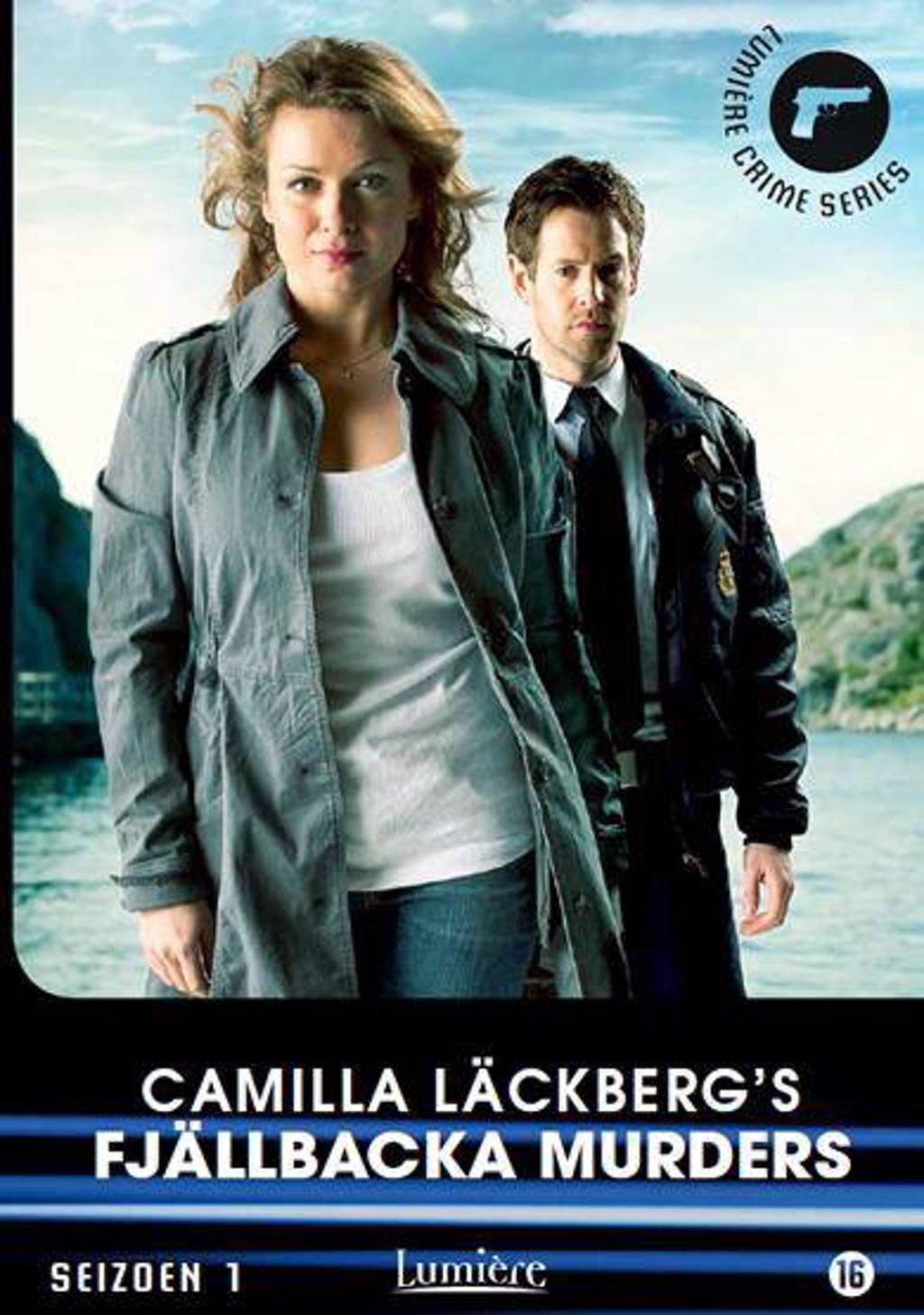 Camilla Lackbergs fjallbacka murders - Seizoen 1 (DVD)