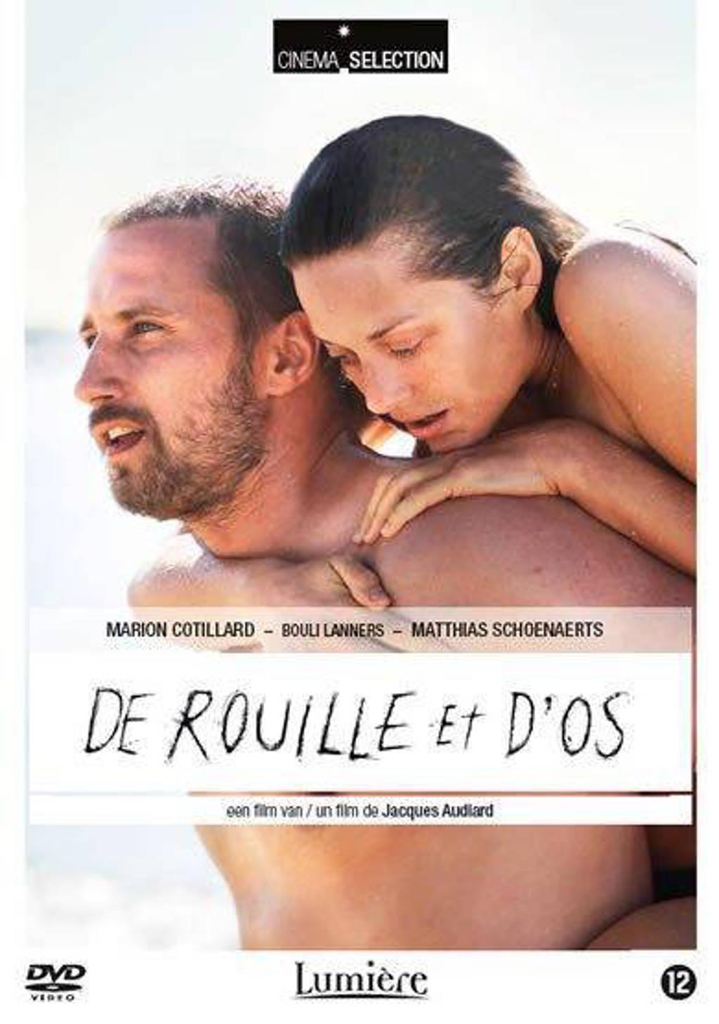 De rouille et d'os (DVD)