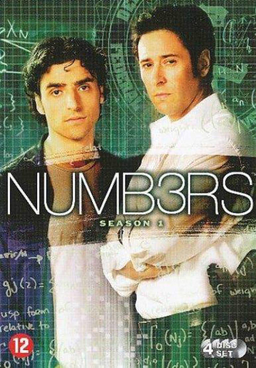 Numbers - Seizoen 1 (DVD)