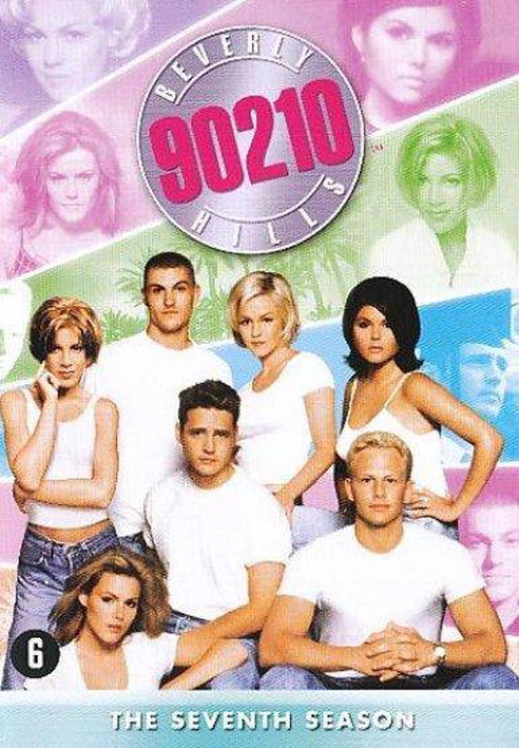 Beverly Hills 90210 - Seizoen 7 (DVD)